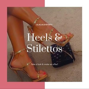 Shoes - Heels and stilettos